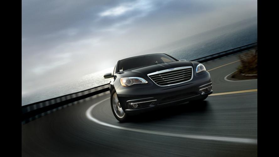 La Chrysler 200 in Europa sarebbe soprattutto