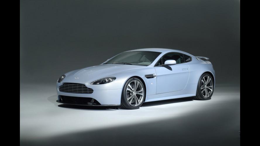 Nuove Aston Martin in arrivo