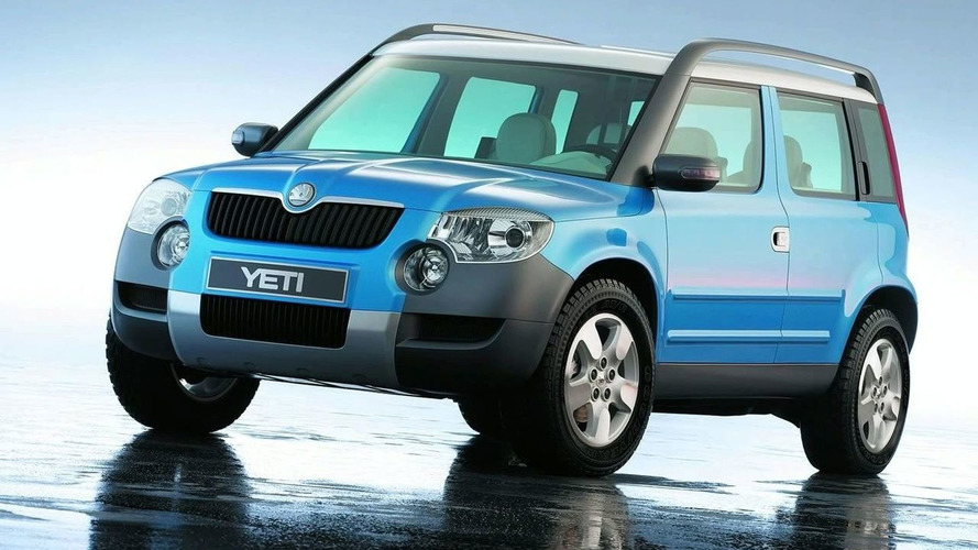 Skoda Yeti SUV Given the Green Light