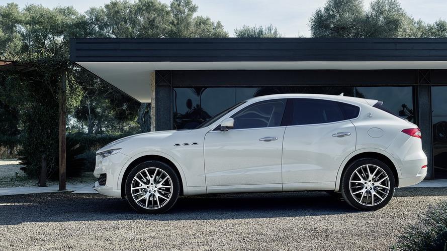 Maserati Levante - Une déclinaison plus puissante dans les cartons ?