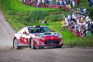 Porsche 911 or Toyota GT86 Rally Car? You Can Drive Both