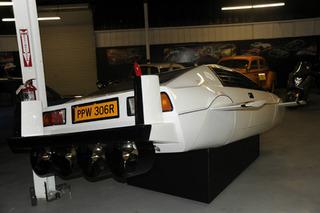 Own James Bond's Lotus Submarine Car for $1 Million
