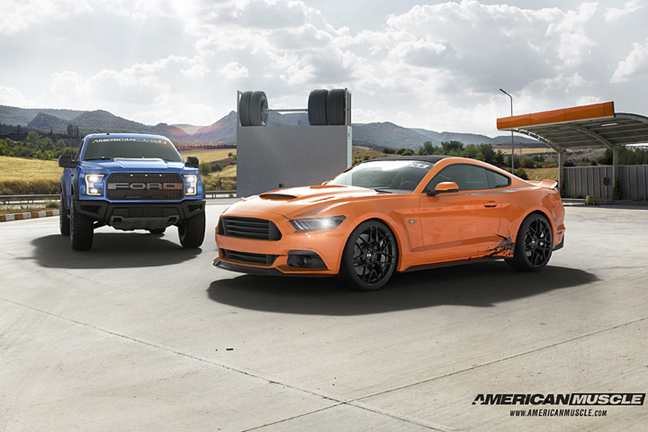 Like Horsepower? You Can Win an 850-HP Ford Mustang and 2017 Raptor