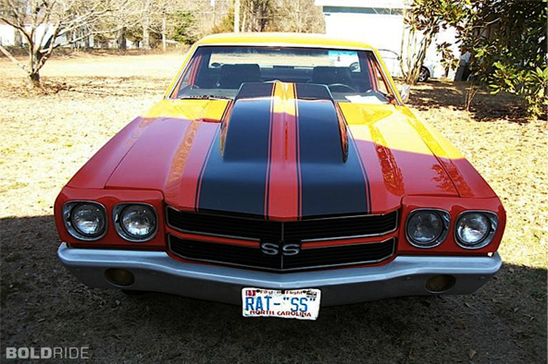 Your Ride: 1970 Chevrolet El Camino SS