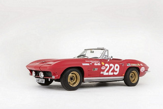 This Vintage Rally Corvette is Up For Grabs