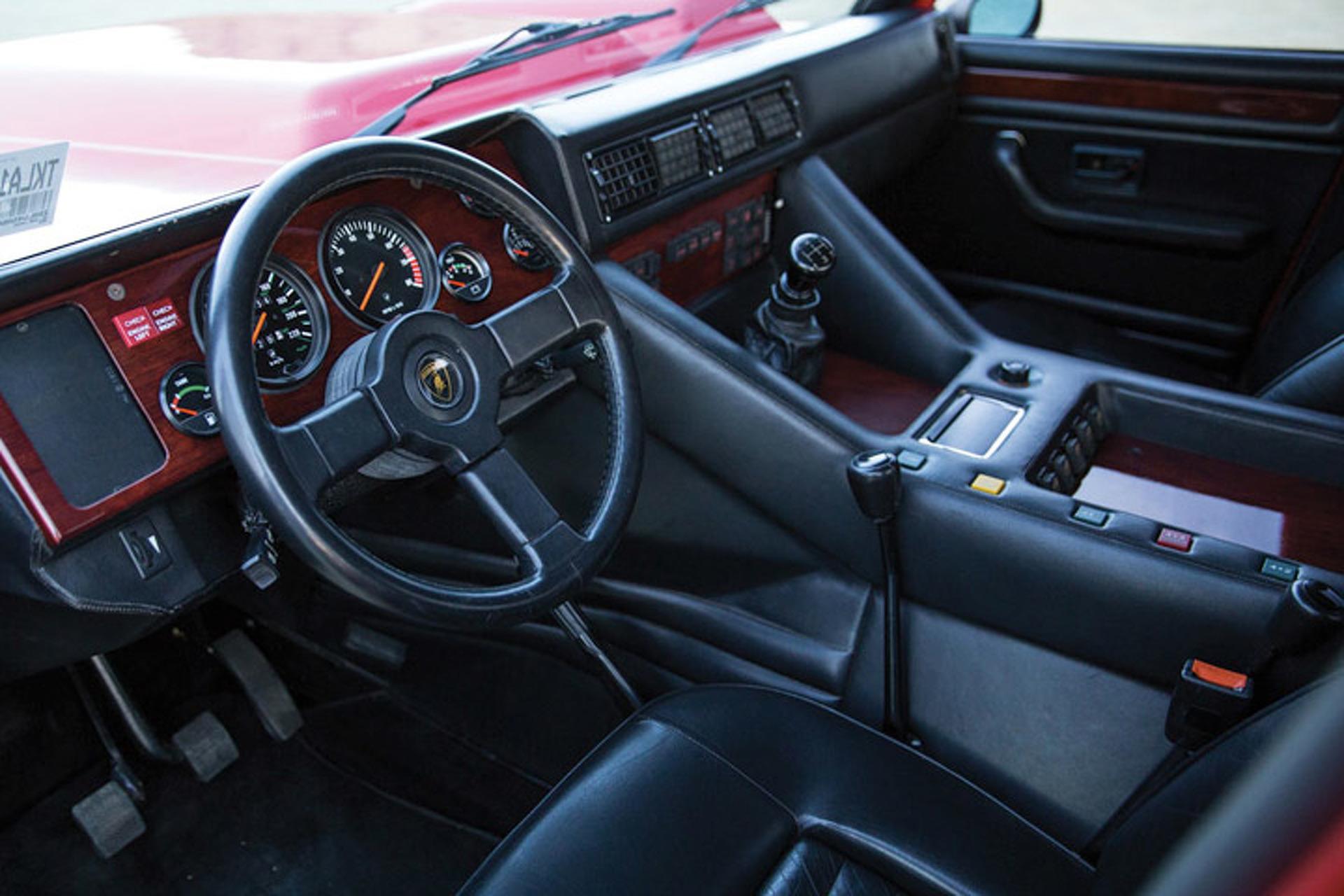 Rare Lamborghini SUV to Cross the Auction Block