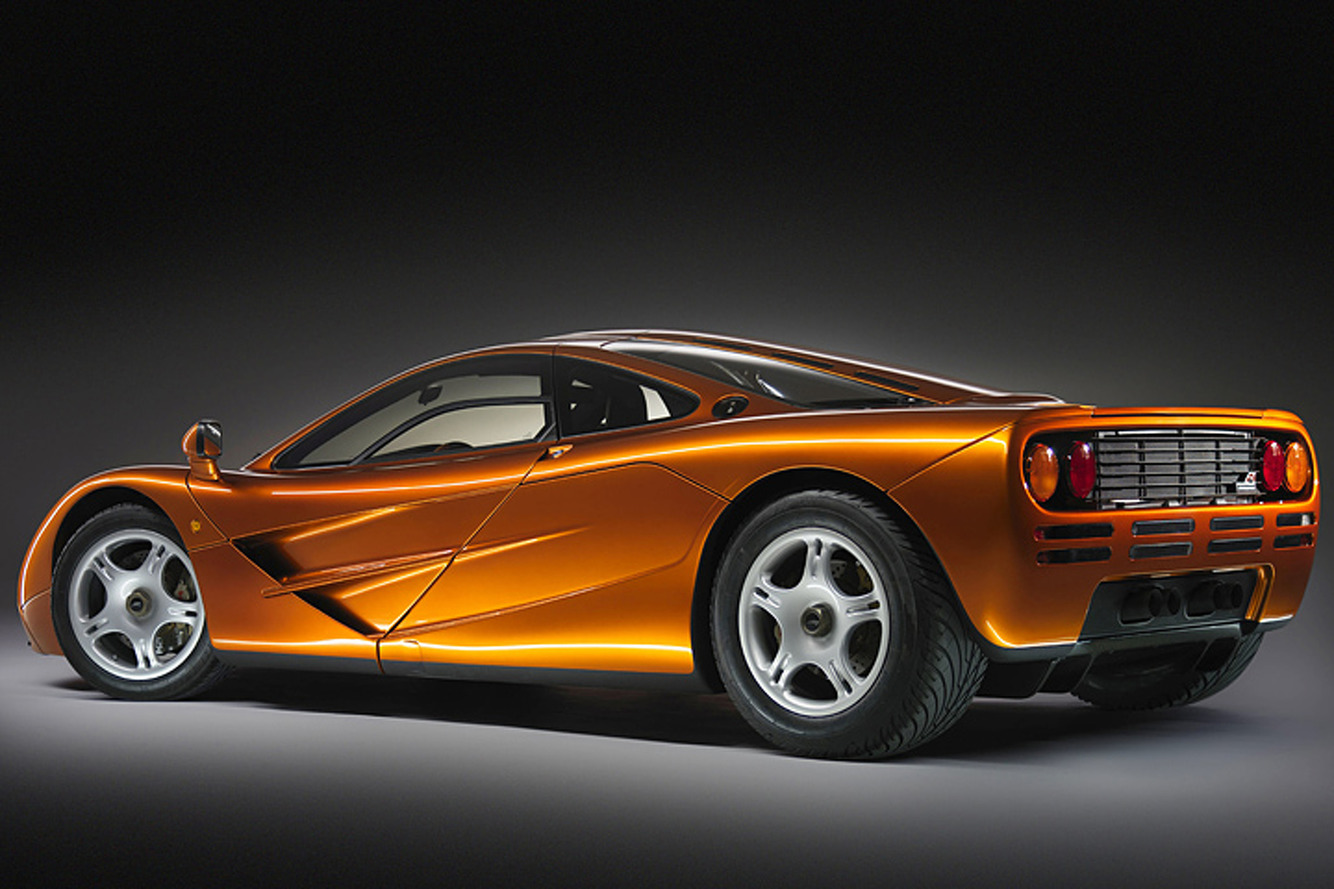 A New McLaren F1 Could Arrive by 2018