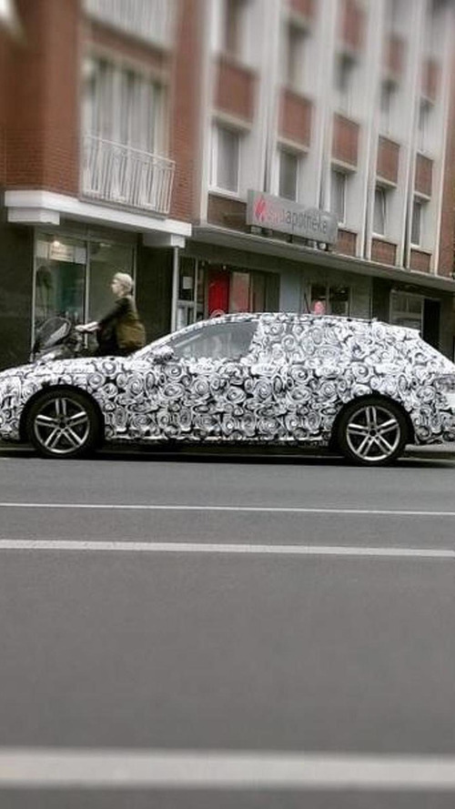 2016 Audi S4 Avant spied parked on public road