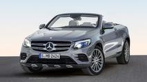Mercedes-Benz GLC Cabrio renderings