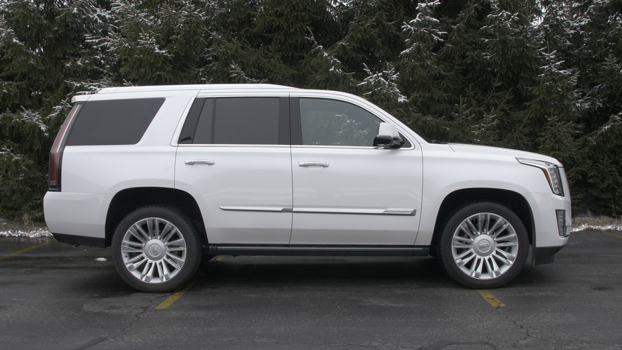 2016 Cadillac Escalade 4WD Platinum   Why Buy?