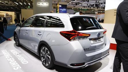 Toyota Auris Touring Sports (perua Corolla) mostra como seria a nova Fielder