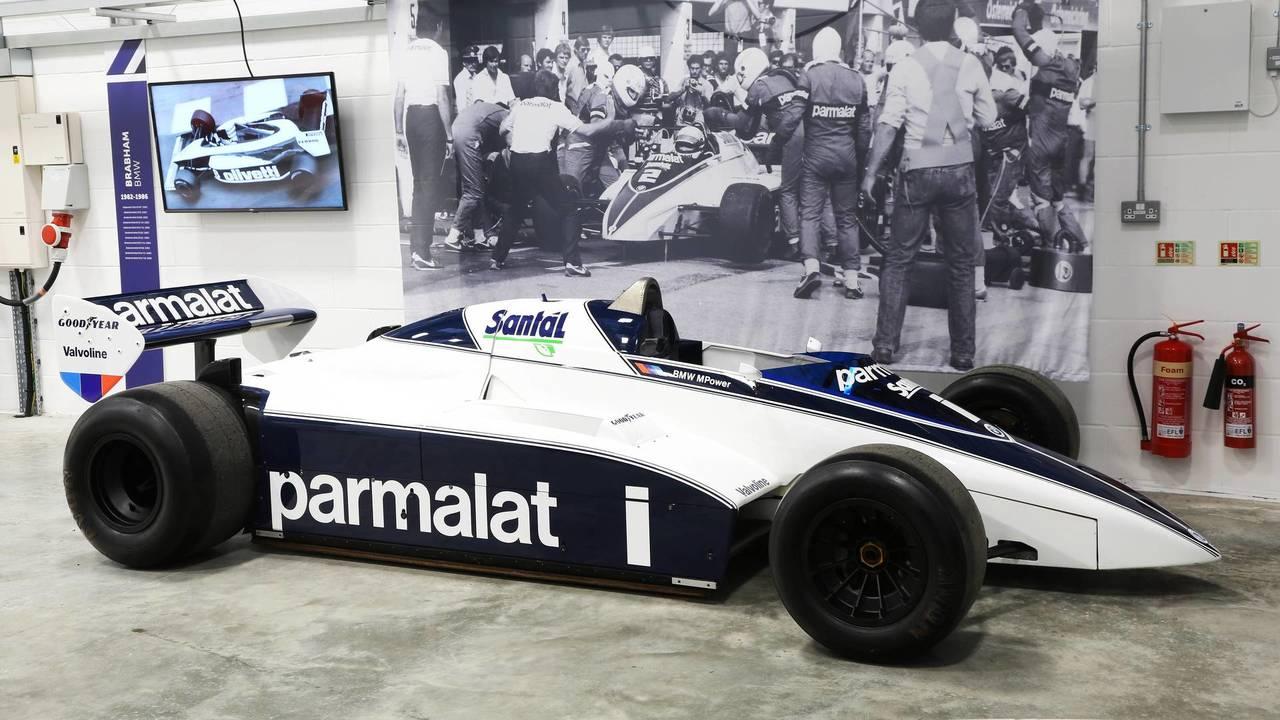 1982 Brabham BT50B