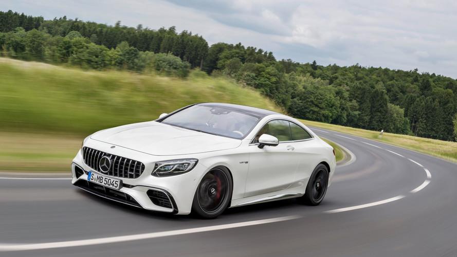 Mercedes Classe S Coupé et Cabriolet – Encore plus raffinées