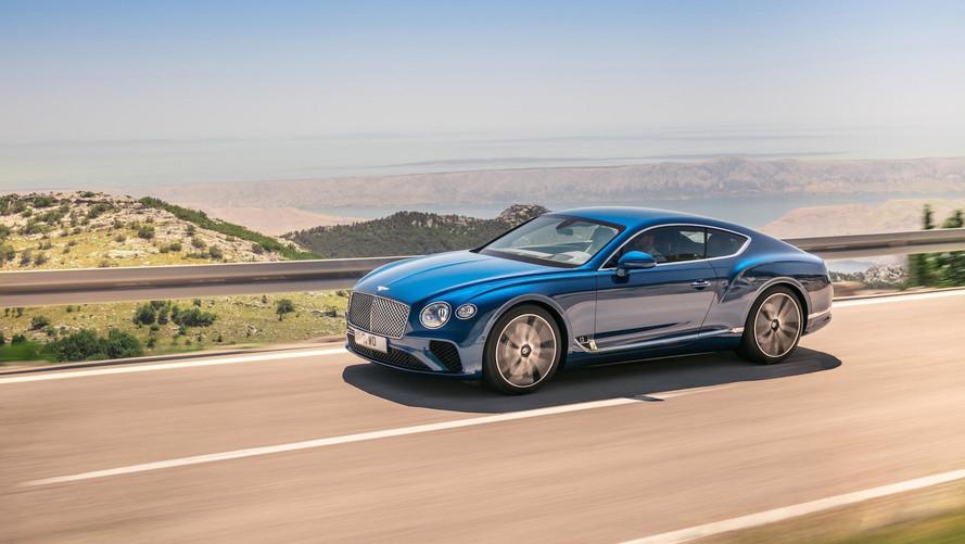 Minden korábbinál elegánsabb formában köszönt be az új Bentley Continental GT