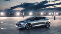 Mercedes-Benz EQ A konsepti