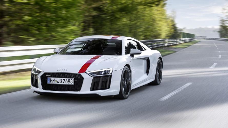 Audi R8 RWS - Place à la propulsion !