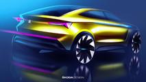Skoda Vision E Concept