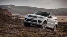 Land Rover Range Rover Sport P400e Race