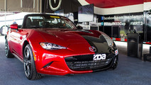 Halfie Mazda MX-5 Miata Race Car