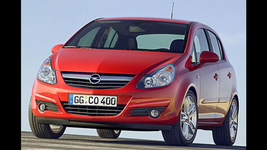 Rad drauf: Bei Opel vier Winter-Räder kaufen, drei bezahlen