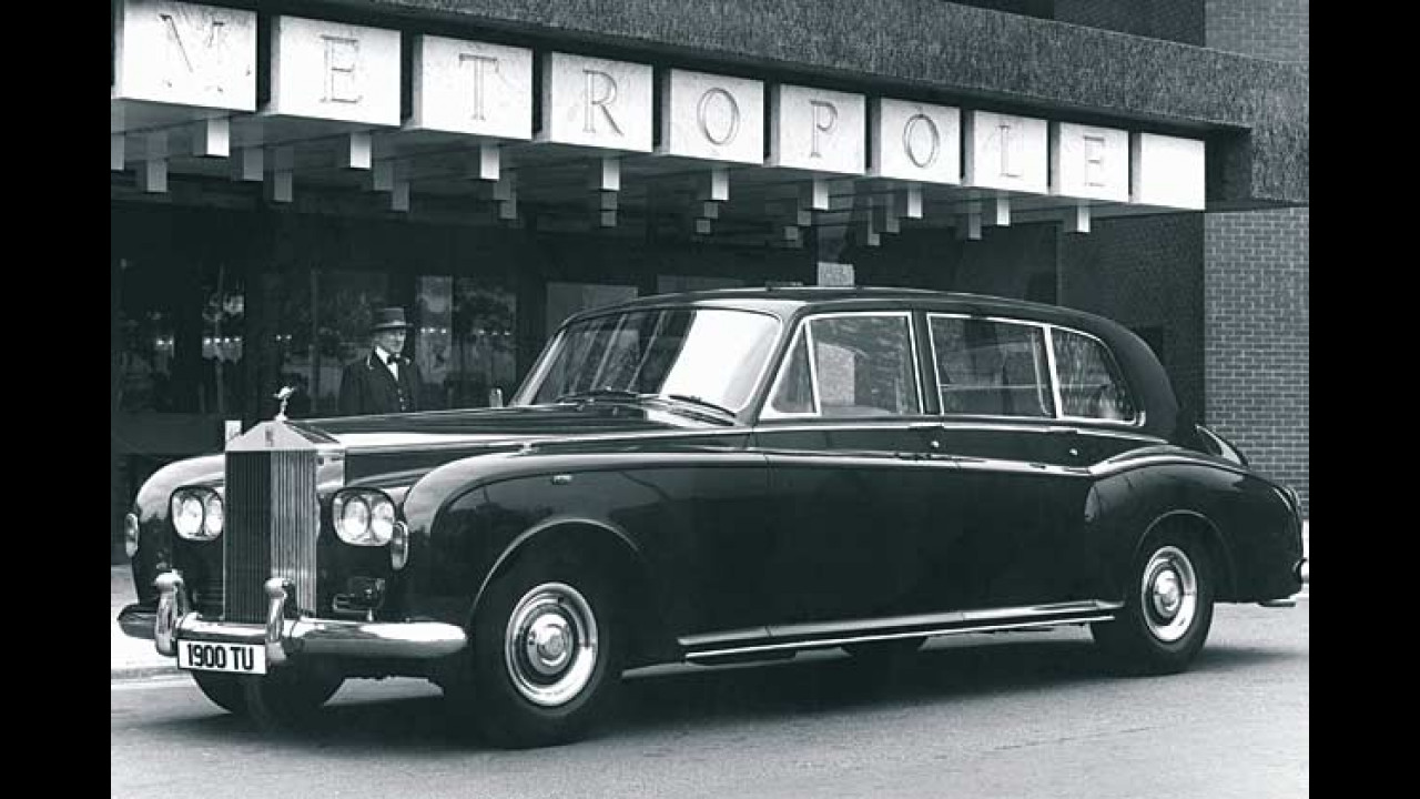 Rolls-Royce Phantom VI, 1968-1991