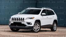 Makyajlı 2018 Jeep Cherokee tasarım çalışması