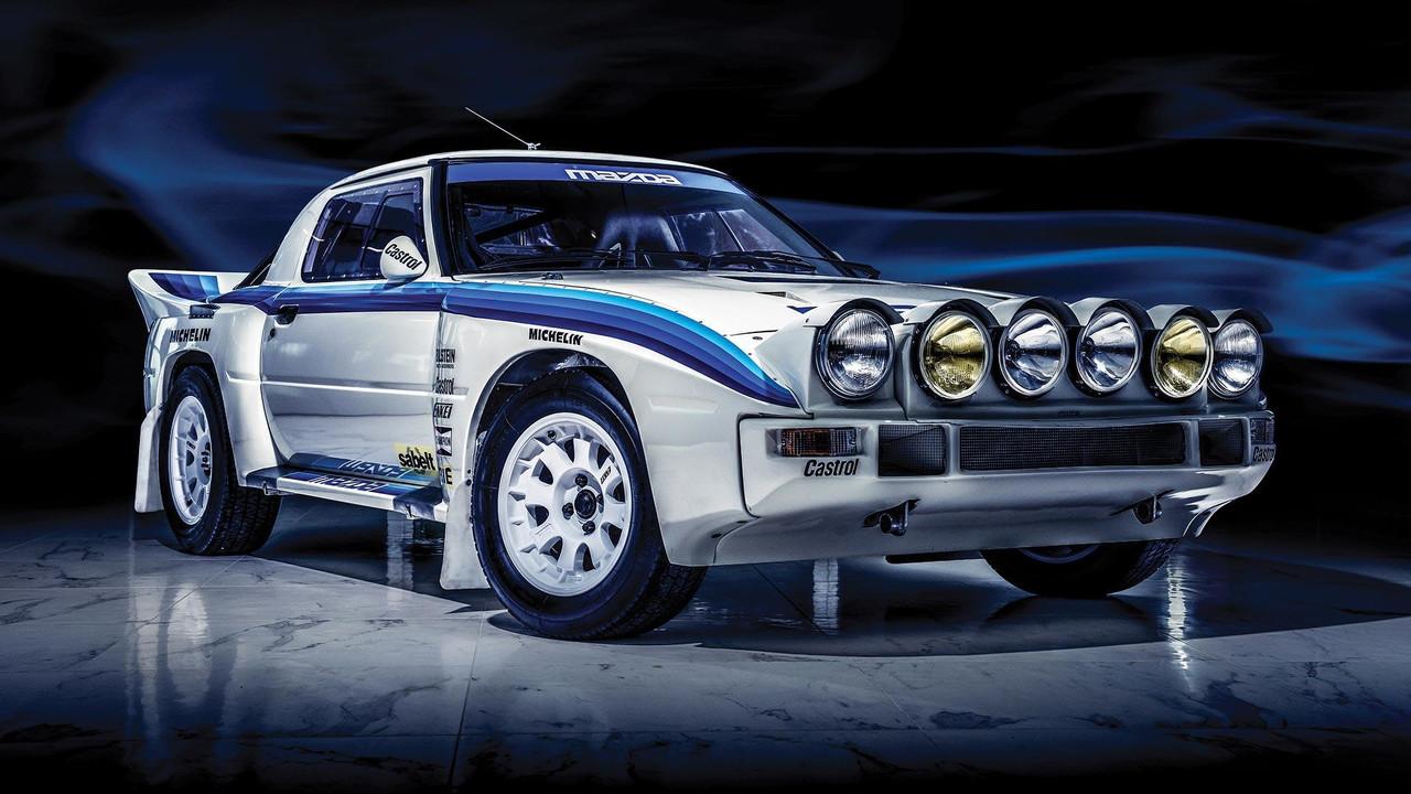 1985 Mazda RX-7 Grup B