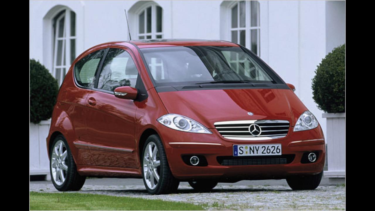 Mercedes A 180 CDI Classic 3-türig RPF