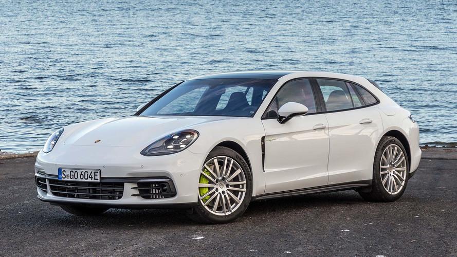 2017 Porsche Panamera Sport Turismo E-Hybrid First Drive: Stylish Wagon