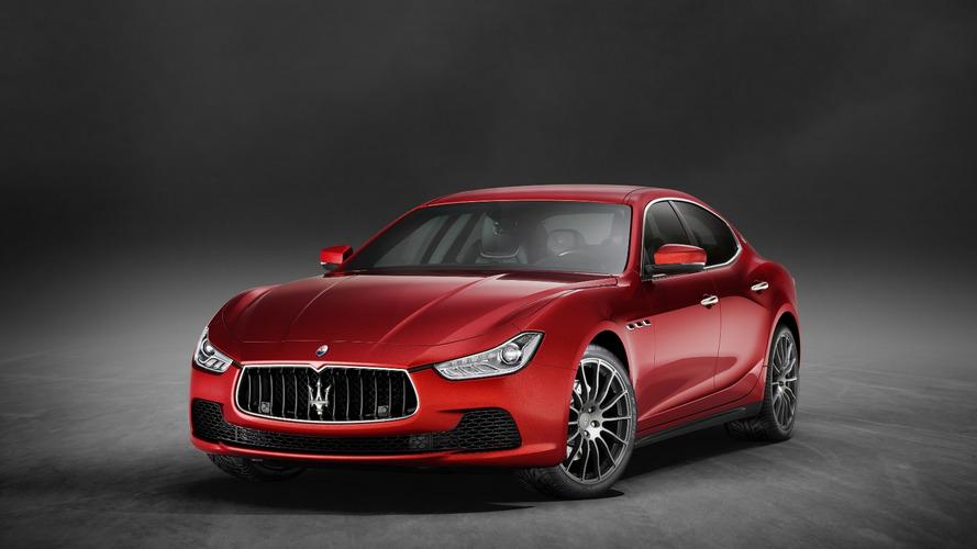 Makyajlı Maserati Ghibli Türkiye'de satışta