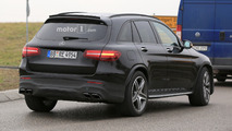 Mercedes-AMG GLC 63 spy photo