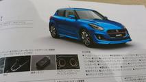 Suzuki Swift 2017 catalogue