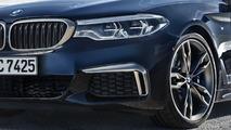 BMW M550i xDrive (Euro-spec model)