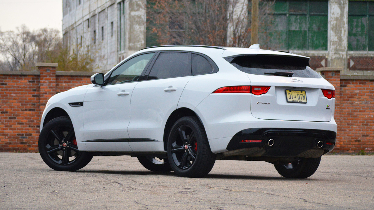 Jaguar Lease Deals >> Jaguar F-Pace Is The First SUV To Win World Car Of The Year