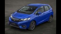 Segredo: Honda Fit 2017 deve ganhar cara de Civic e motor 1.0 turbo
