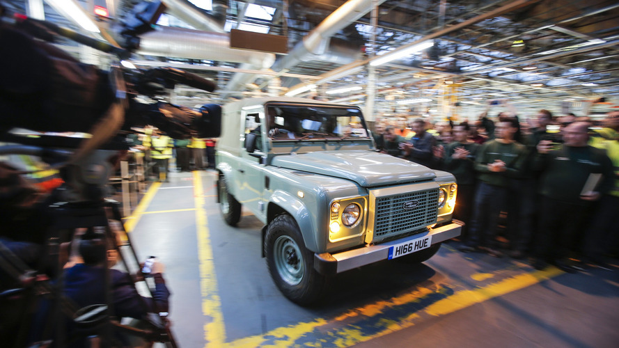 New Land Rover Defender Targeting Younger Buyers