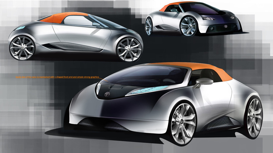 Tata Tamo and possible concept rendering