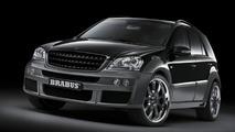 Brabus Widestar Based on Mercedes ML 63