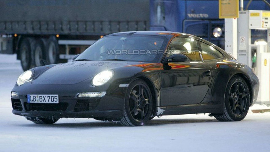 SPY PHOTOS: More Porsche 911 Facelift