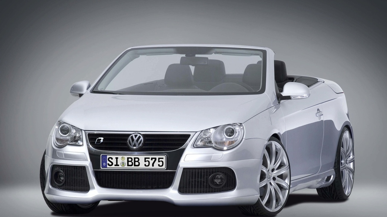 B&B Volkswagen Eos with 500HP