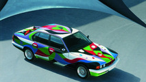 César Manrique (E) 1990 BMW 730i art car - 1600