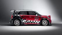 MINI Countryman WRC 30.09.2010
