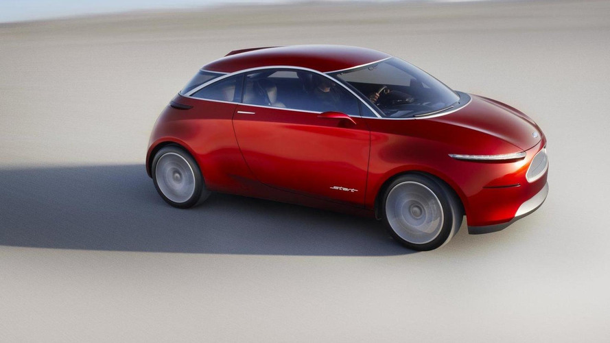 Ford Start concept may debut in 2014 - replacing Ka