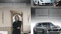 Andreas Schwarz, Prestige Magazine layout, 500, 20.08.2010