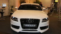 Audi A4 3.0 TDI by Rieger tuning at 2008 Essen Motor Show