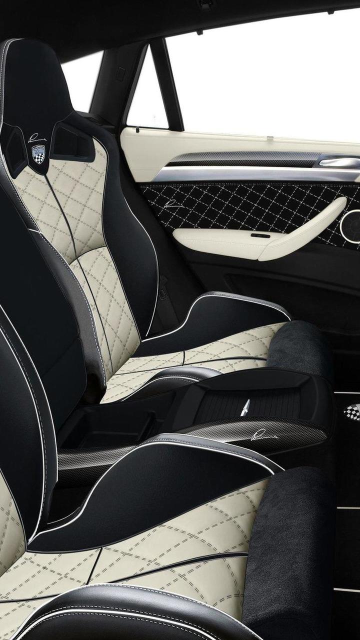 LUMMA CLR X 650 based on BMW X6 - 09.02.2011