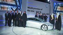 Volkswagen Formula XL1 concept debuts in Qatar 26.01.2011