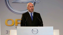 Carl-Peter Forster, chief executive, General Motors Co. Europe