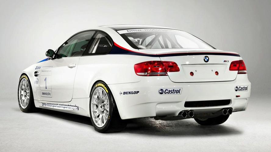 BMW M3 GT4 to Make Race Debut at Nürburgring 24-hour race