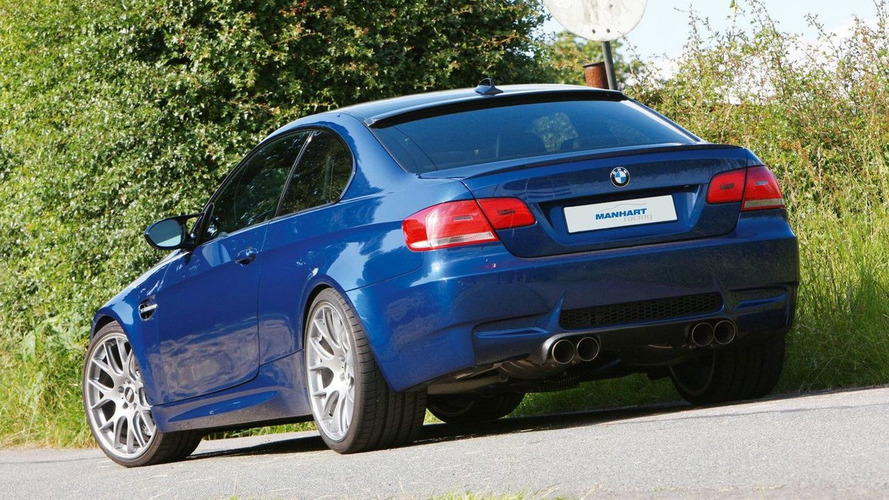 Manhart Racing BMW M3 E92 V10